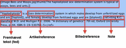 Haplodiploidy - Forenklet engelsk Wikipedia - wikikode - detaljer